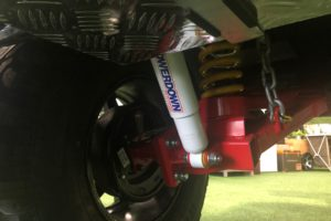 Signature Deluxe Camper Trailer Powerdown Shock