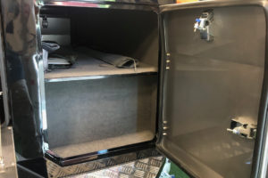 Signature Camper Trailers - Deluxe Right Side Front Cupboard