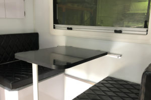 Signature Camper Trailers Iridium Bunk - Dining Table