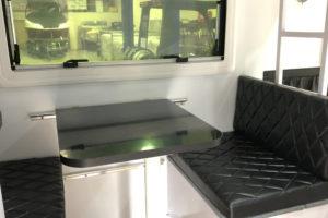Signature Camper Trailers Iridium Bunk - Dining Table