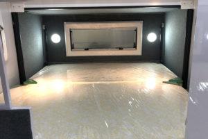 Signature Camper Trailers Iridium Bunk - Main Bed