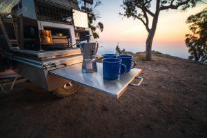 Camper Cooking