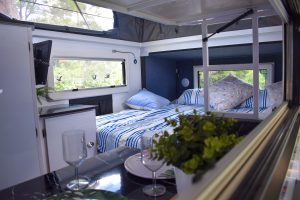 Internal Hybrid Signature Camper