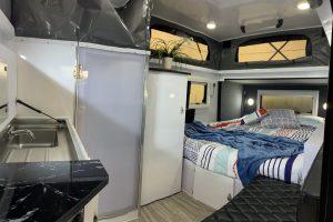 Hybrid Camper Bed