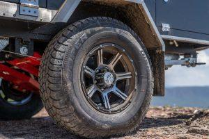 Off Road Camper Tyre